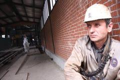 土耳其的矿工 免版税库存图片