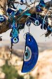 土耳其的纪念品 cappadocia 免版税库存照片