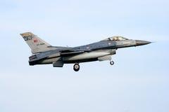 土耳其空军队F-16 库存图片