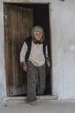 土耳其老妇人 免版税库存照片