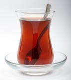 土耳其茶 免版税库存图片
