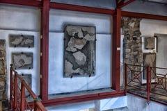 土耳其,伊斯坦布尔, 13,03,2018马赛克博物馆 库存照片