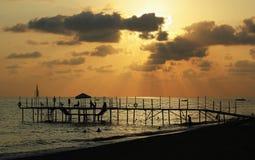 土耳其,假日,假期,旅行 免版税图库摄影