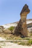 土耳其,卡帕多细亚 在修士(Pashabag)的谷的石蘑菇 免版税库存图片
