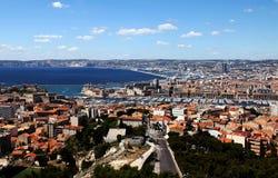土耳其,安塔利亚市视图 免版税图库摄影
