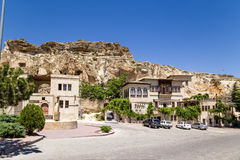 土耳其, Urgup 巴塞罗那, Catalunya省的省会 库存图片