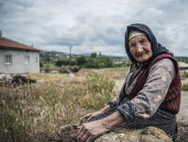 土耳其Afyon 库存照片