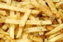 土豆棍子 库存照片
