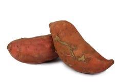 土豆甜点 免版税库存照片