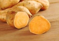 土豆甜点 图库摄影