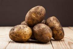 土豆 库存照片
