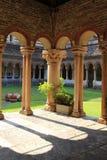 圣・季诺Maggiore,维罗纳,意大利修道院  免版税图库摄影