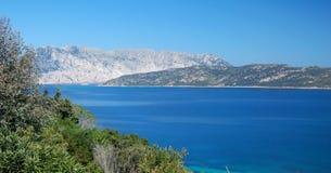 圣・撒丁岛teodoro 免版税库存照片