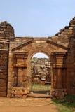 圣・ Ignacio废墟  免版税图库摄影