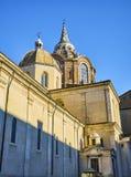 圣乔凡尼大教堂教会  意大利山麓都灵 免版税图库摄影