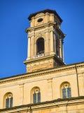 圣乔凡尼大教堂教会  意大利山麓都灵 库存图片