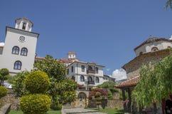 圣乔治修道院-阻止,马其顿 库存照片
