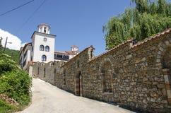 圣乔治修道院-阻止,马其顿 免版税库存照片