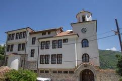 圣乔治修道院-阻止,马其顿 免版税图库摄影
