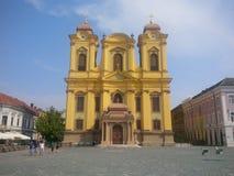圣乔治大教堂  免版税库存图片