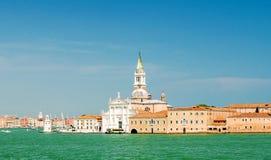 圣乔治Maggiore威尼斯海岛  免版税图库摄影
