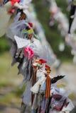 圣乔治ribbon2 免版税库存图片