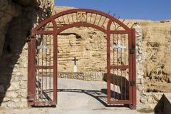 圣乔治修道院  免版税图库摄影