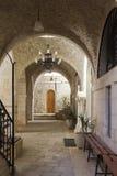 圣乔治修道院  免版税库存照片