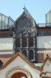 圣乔治战争英雄有龙的 Tretkovskaya画廊 库存照片