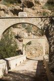 圣乔治桥梁修道院  库存图片