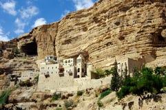圣乔治正统修道院。 免版税库存照片