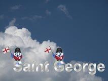 圣乔治 库存图片