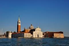 圣乔治Maggiore教会 免版税库存照片