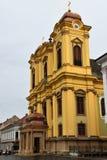 圣乔治` s大教堂 联合广场 免版税图库摄影