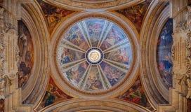 圣伊格纳罗教会罗耀拉2 图库摄影