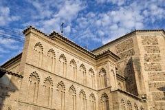 圣伊莎贝尔山de los雷耶斯女修道院  图库摄影
