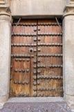 圣伊莎贝尔山de los雷耶斯女修道院  库存照片