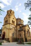 圣伊莱贾教会在叶夫帕托里亚 克里米亚 免版税库存照片