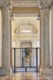 圣伯多禄内部寺庙  梵蒂冈 免版税库存照片