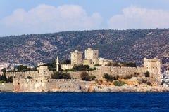 圣伯多禄博德鲁姆城堡  库存图片
