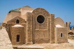 圣伯多禄和圣保罗修道院  库存图片