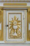 圣伯多禄` s天主教临时房屋 库存照片