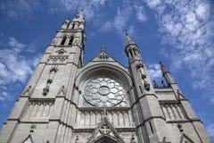 圣伯多禄& x27; s教会;德罗赫达 免版税库存图片