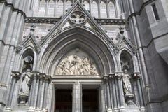 圣伯多禄& x27; s教会;德罗赫达 免版税图库摄影