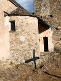圣伯纳德教会  库存图片