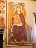 圣伯纳德教会  库存照片