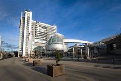圣何塞香港大会堂-圣何塞,加利福尼亚,美国 免版税库存图片