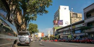 圣何塞,哥斯达黎加 库存照片
