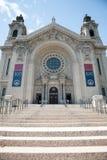 圣保罗大教堂100年庆祝 库存照片