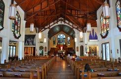 圣保罗的主教制度的教会, Key West 免版税库存照片